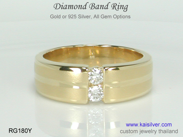 diamond ring for men price